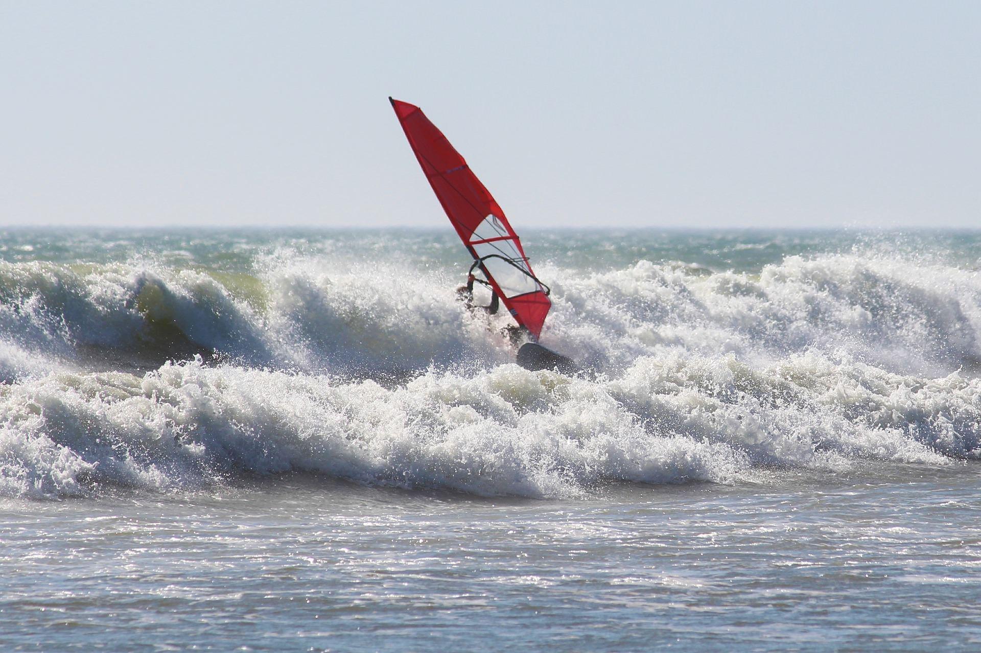 Windsurfen und Kiten rund um Pellworm